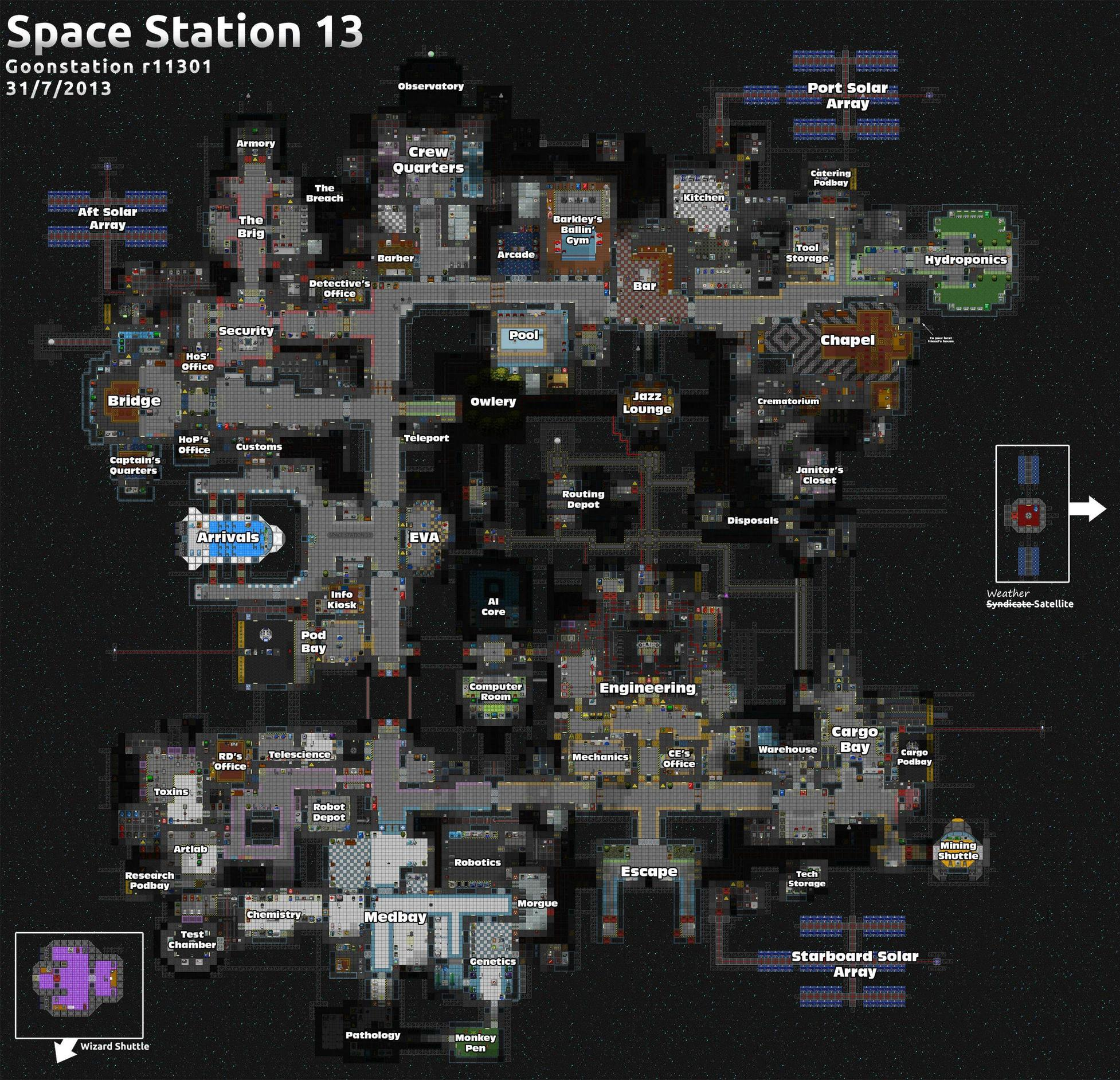 space station 13 i want you - photo #20