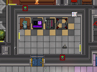 Teleporter Room - Space Station 13 Wiki
