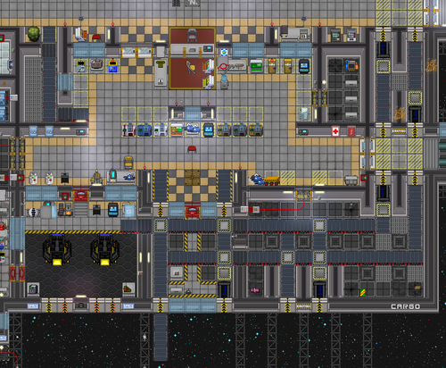 Quartermaster - Space Station 13 Wiki