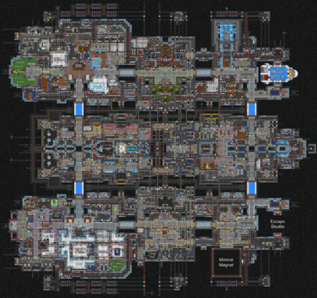 Cogmap2 Space Station 13 Wiki